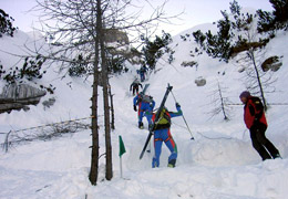 Alpinismo in Valcellina
